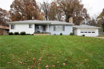 North Royalton Single Family Home For Sale: 8431 Parkdale Dr