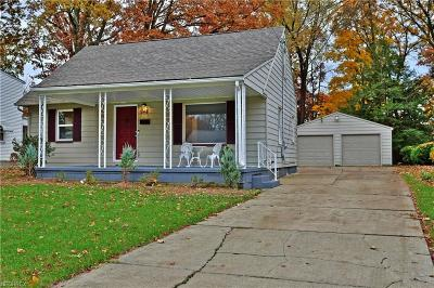 Warren Single Family Home For Sale: 1746 Beechwood St Northeast