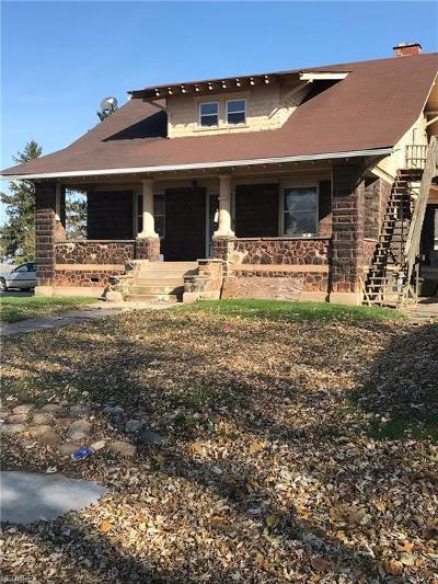 Lorain County Multi Family Home For Sale: 201 Washington Ave