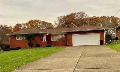 Warren Single Family Home For Sale: 3548 Kimberly Dr