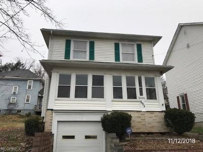 Cambridge Single Family Home For Sale: 605 Foster Ave