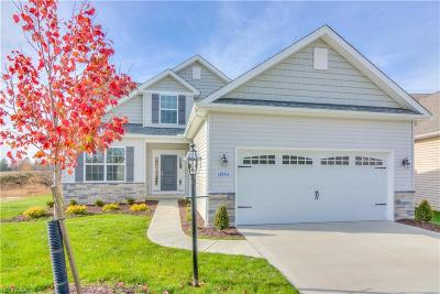 Strongsville OH Single Family Home For Sale: $349,700