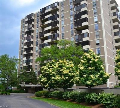 Cuyahoga County Condo/Townhouse For Sale: 25801 Lake Shore Blvd #92