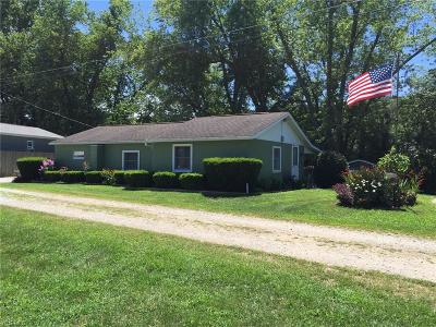 Morgan County Single Family Home For Sale: 3171 Big Bottom Ln
