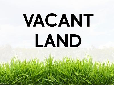 Lake County Residential Lots & Land For Sale: Vl Chillicothe Rd