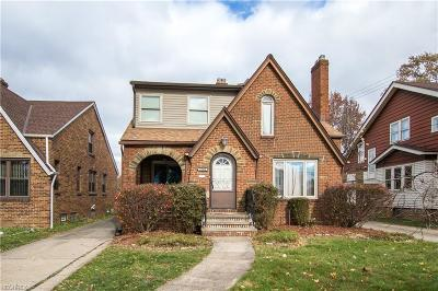 Cleveland OH Single Family Home For Sale: $210,000