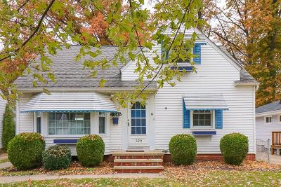 Single Family Home For Sale: 128 Beck Rd