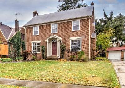 Cleveland Single Family Home For Sale: 4686 Broadale Rd