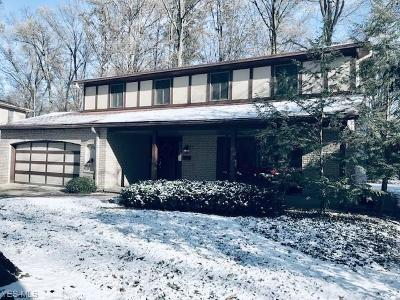 North Olmsted Single Family Home For Sale: 27740 Sanders Ln