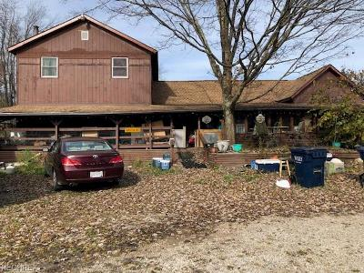 Byesville Single Family Home For Sale: 12328 Ideal Rd
