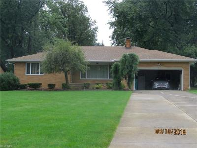 Seven Hills Single Family Home For Sale: 1692 Nemet Dr