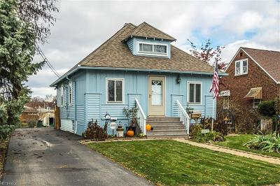 Single Family Home Sold: 18412 Fairville Ave