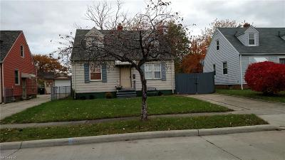 Cleveland Single Family Home For Sale: 16401 Lotus Dr