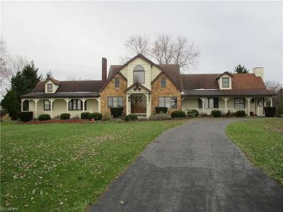 Wellington OH Single Family Home For Sale: $279,900