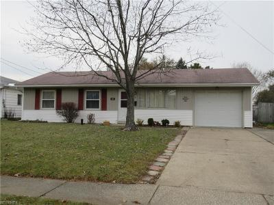 Medina County Single Family Home For Sale: 309 Birch Hill Dr