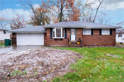 Seven Hills Single Family Home For Sale: 641 Twilight Dr