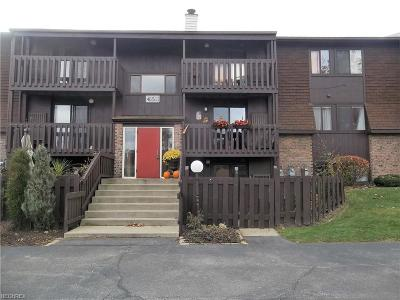 Lorain Condo/Townhouse For Sale: 4615 Oakhill Blvd #105