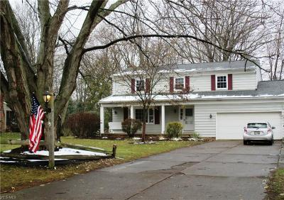 Concord Single Family Home Active Under Contract: 6989 N Meadow Drive