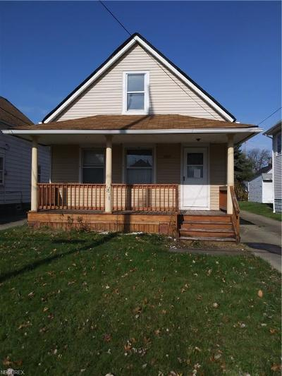 Cleveland Single Family Home For Sale: 6909 Kazimier Ave