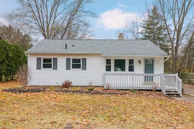 Willoughby Hills Single Family Home For Sale: 36261 Eddy Rd