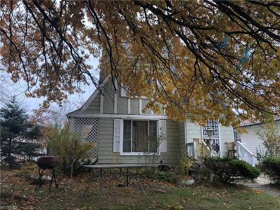 Cleveland Single Family Home For Sale: 14210 Rexwood Ave
