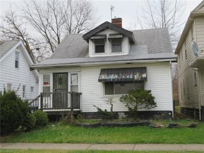 Cleveland Single Family Home For Sale: 4093 East 127th St East
