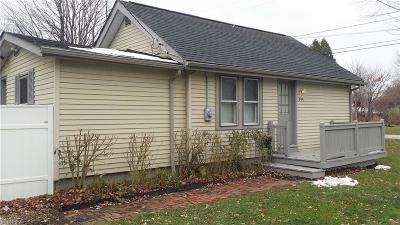 Painesville Township Single Family Home For Sale: 944 Midway Blvd