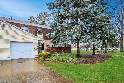 Mentor Condo/Townhouse For Sale: 22 New Concord Dr