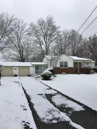 Poland Single Family Home For Sale: 6614 James St