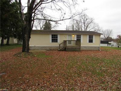 Muskingum County Single Family Home For Sale: 3675 Charles St