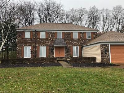 Strongsville OH Single Family Home For Sale: $214,900