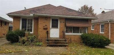 Parma Single Family Home For Sale