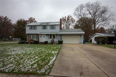 North Olmsted Single Family Home For Sale