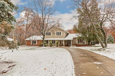 Pepper Pike Single Family Home For Sale: 3365 Old Brainard Rd