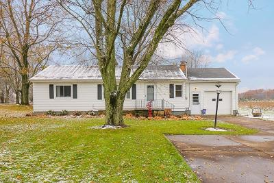 Grafton OH Single Family Home For Sale: $140,000