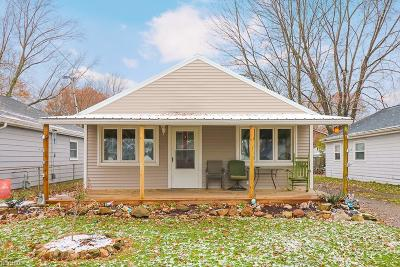 Elyria Single Family Home For Sale: 837 South Logan St