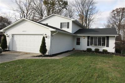 Elyria OH Single Family Home For Sale: $169,900