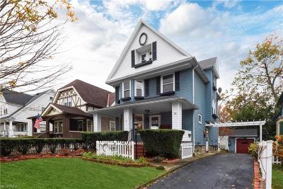 Lakewood Single Family Home For Sale