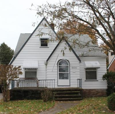 Cleveland Single Family Home For Sale