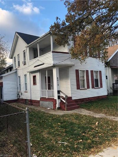 Cleveland Multi Family Home For Sale: 6013 Pear Ave