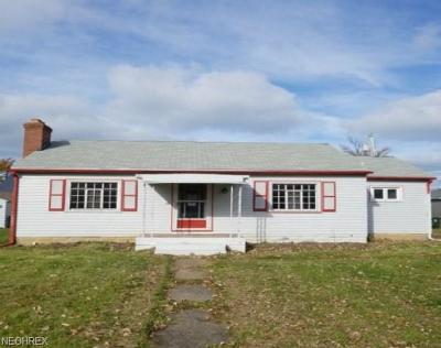 Sheffield Lake OH Single Family Home For Sale: $46,700