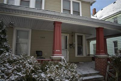 Elyria OH Multi Family Home For Sale: $39,900