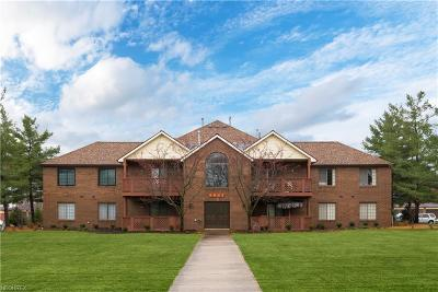 Broadview Heights Condo/Townhouse For Sale