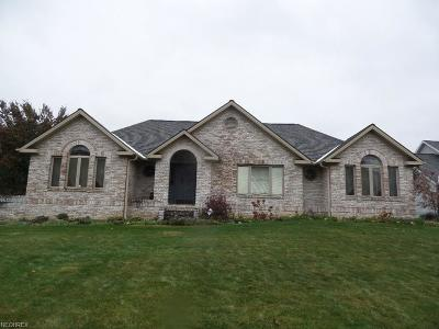 Girard Single Family Home For Sale: 106 Chippewa Ct