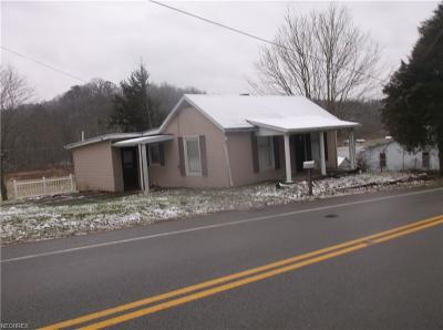 Guernsey County Single Family Home For Sale: 7108 Brick Church Rd