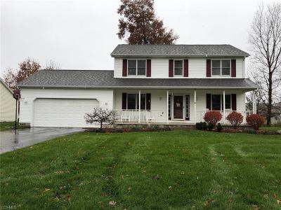 Austintown Single Family Home For Sale: 1218 Signature
