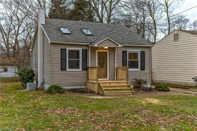 Madison Single Family Home For Sale: 1762 Red Bird Rd