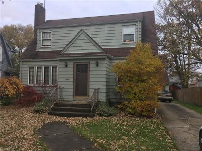 Warren Single Family Home For Sale: 409 Fairmount Ave Northeast