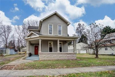 Licking County Single Family Home For Sale: 417 North 11th St