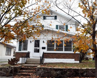 Guernsey County Single Family Home For Sale: 816 North 12th St
